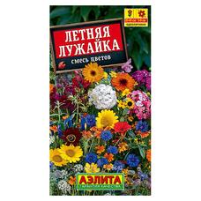Семена Смесь цветов Летняя лужайка